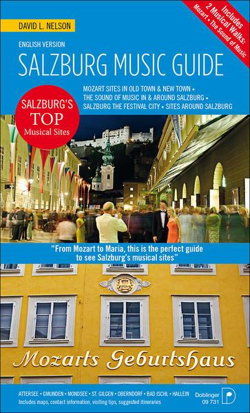 Salzburg Music Guide als Buch von David L. Nelson