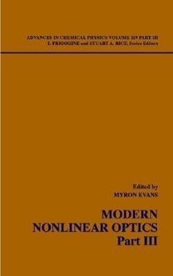 Modern Nonlinear Optics, Part 3 als Buch