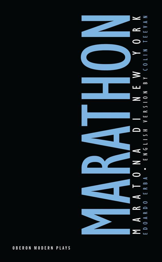 Marathon als Taschenbuch