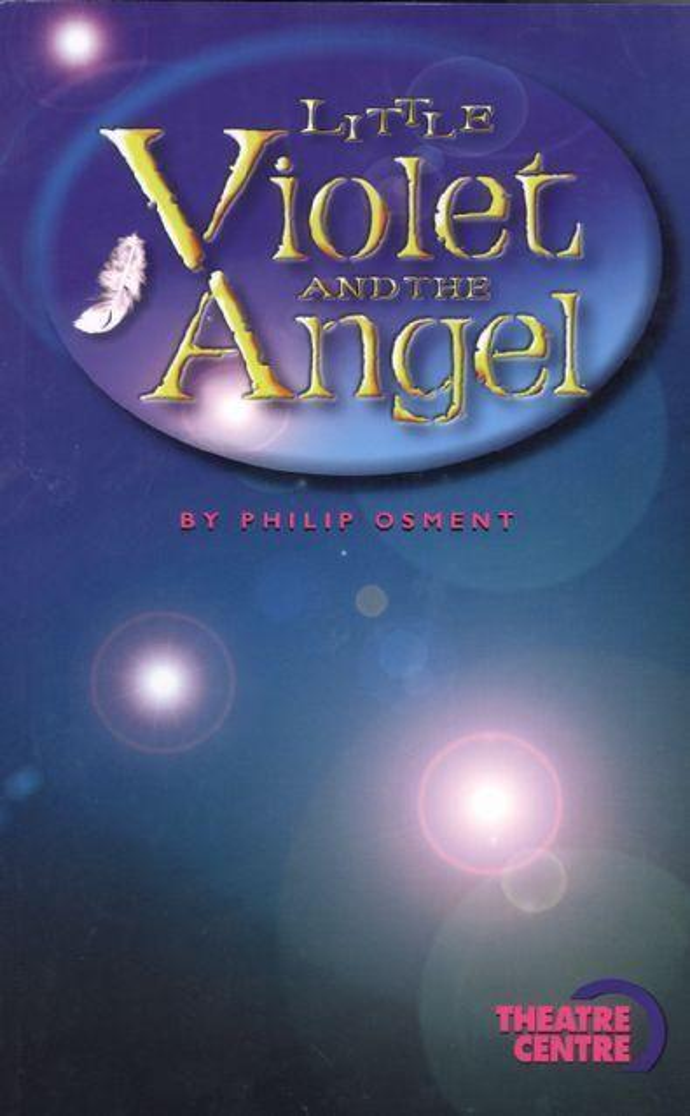 Little Violet and the Angel als Taschenbuch
