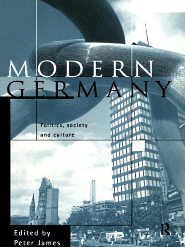 Modern Germany als eBook Download von