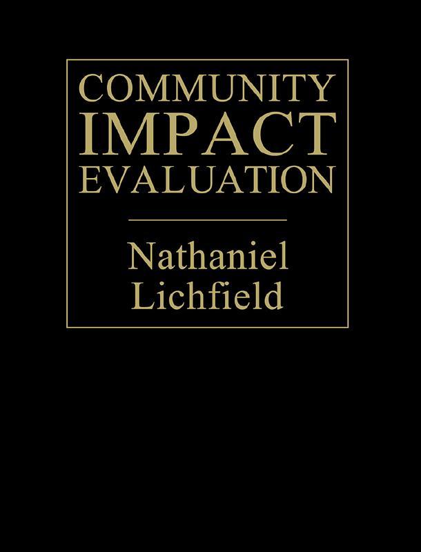Community Impact Evaluation als eBook Download ...