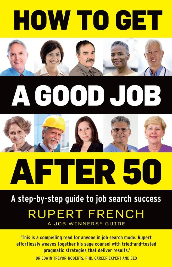 How to Get a Good Job After 50 als eBook Downlo...