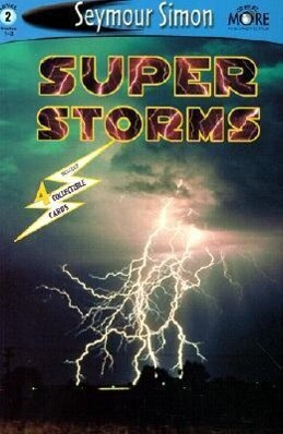 Seemore Readers: Super Storms - Level 2 als Taschenbuch