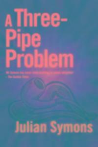 A Three-Pipe Problem als Taschenbuch