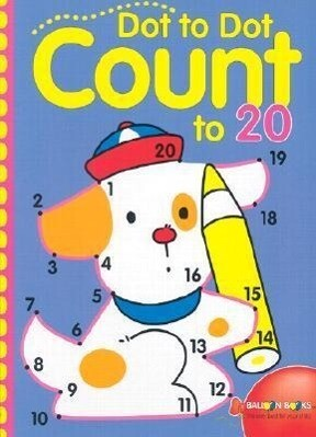 Dot-To-Dot Count to 20 als Taschenbuch