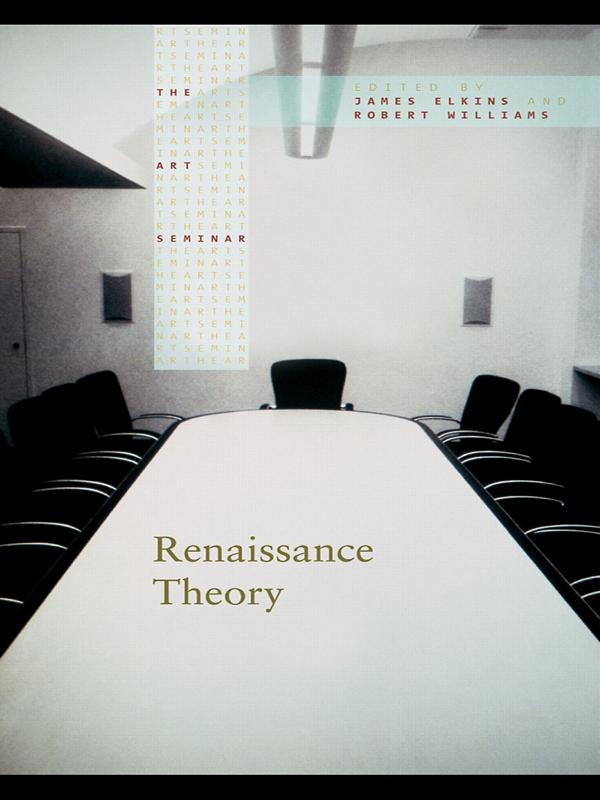 Renaissance Theory als eBook Download von