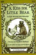 A Kiss for Little Bear als Taschenbuch