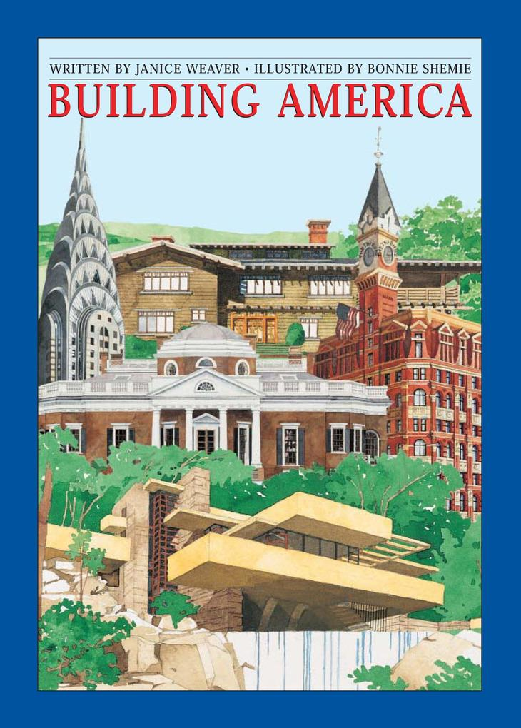 Building America als Buch