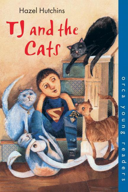 Tj and the Cats als Taschenbuch