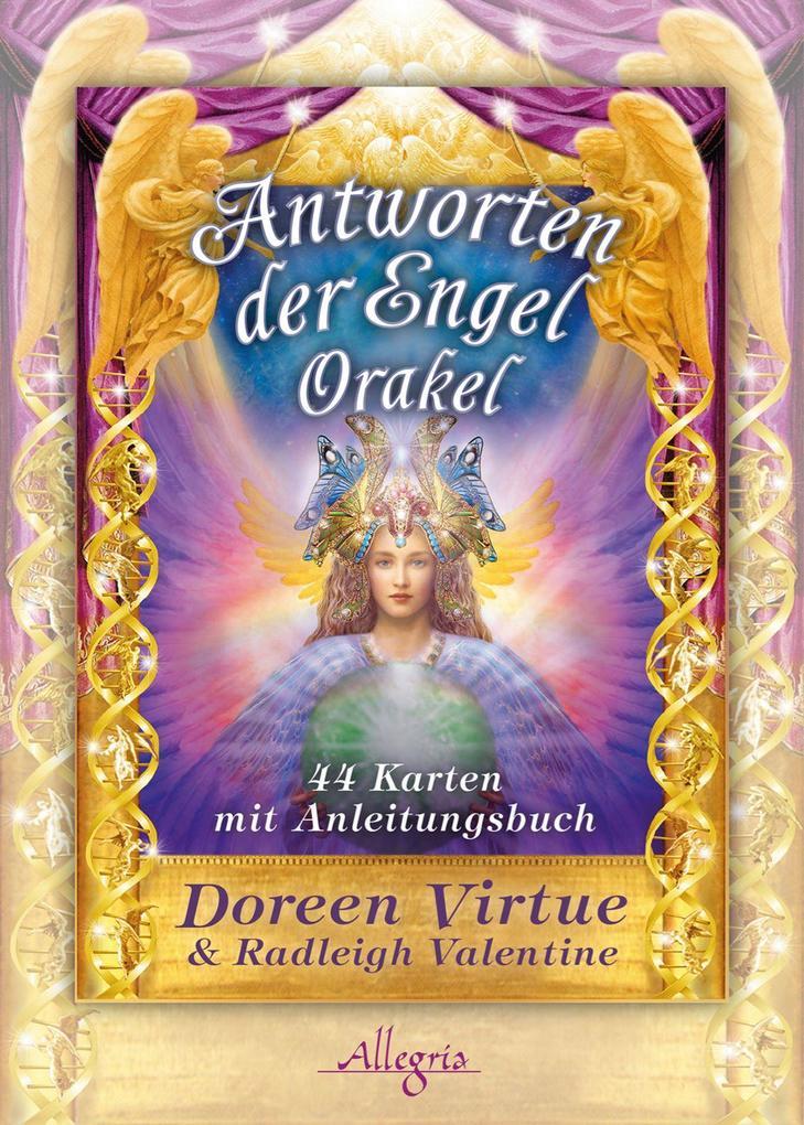 Antworten der Engel-Orakel als Buch