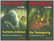 Fear Street Bundle - Blutiger Kuss. Gefährlicher Nervenkitzel