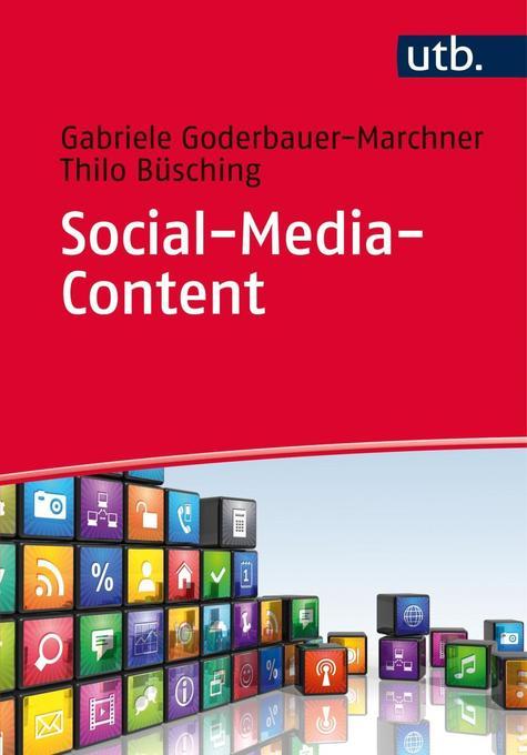 Social-Media-Content als Taschenbuch von Gabrie...