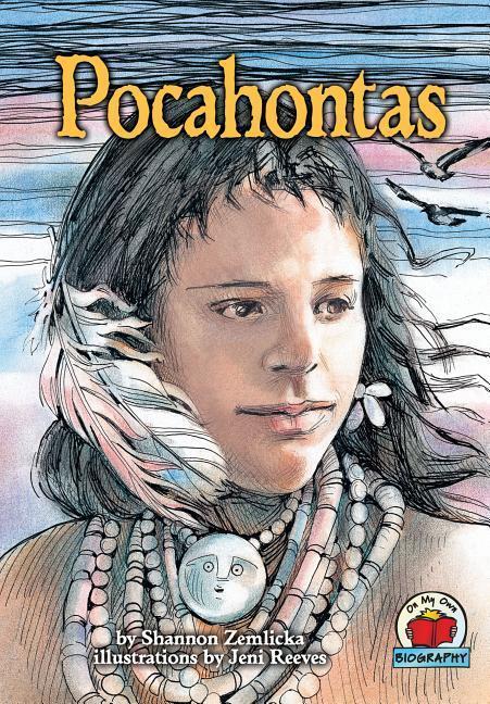 Pocahontas als Taschenbuch