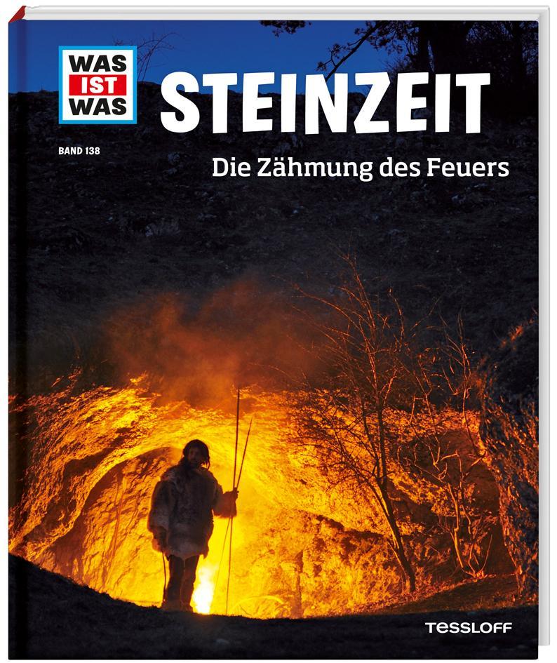 Steinzeit. Die Zähmung des Feuers als Buch
