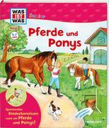 Was ist was junior 05: Pferde und Ponys