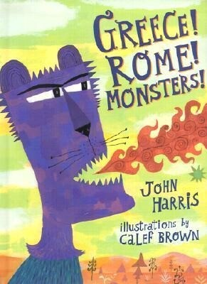 Greece! Rome! Monsters! als Buch