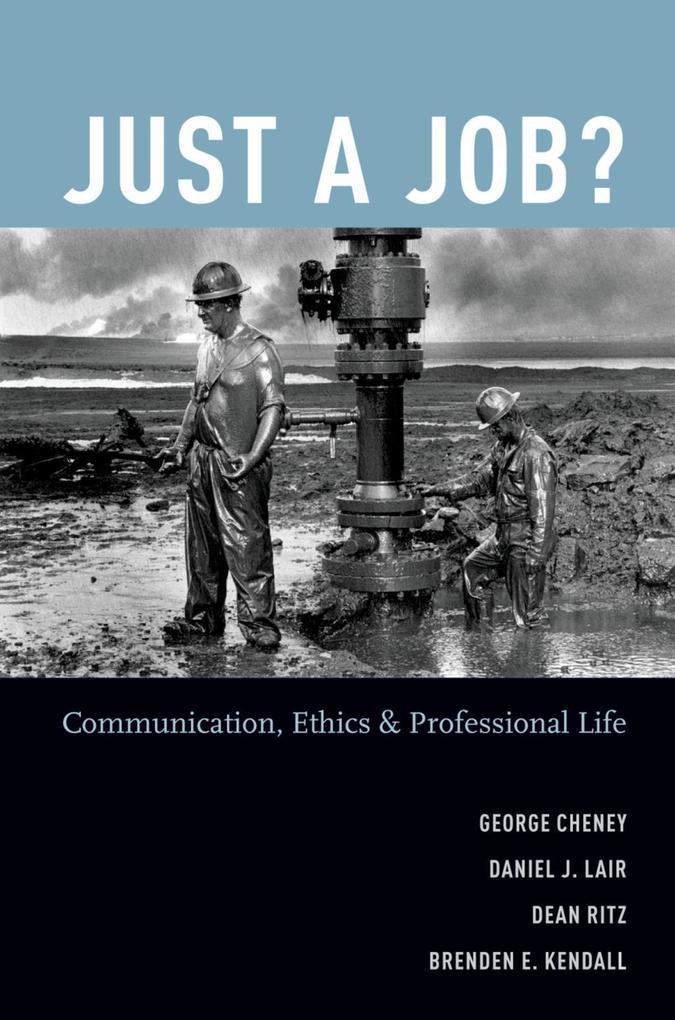 Just a Job? als eBook Download von George Chene...