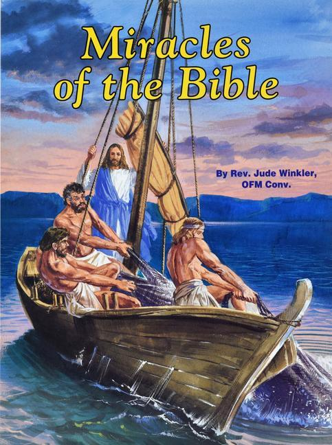 Miracles of the Bible als Taschenbuch