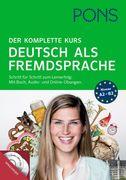 PONS Der komplette Kurs Deutsch als Fremdsprache