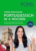 PONS Power-Sprachkurs Portugiesisch in 4 Wochen