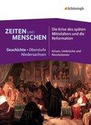 Zeiten und Menschen. Schülerbuch. Niedersachsen