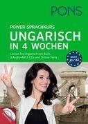 PONS Power-Sprachkurs Ungarisch in 4 Wochen