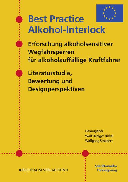 Best Practice Alkohol-Interlock als Buch von