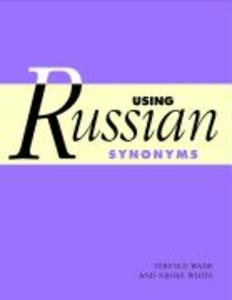Using Russian Synonyms als Buch (kartoniert)