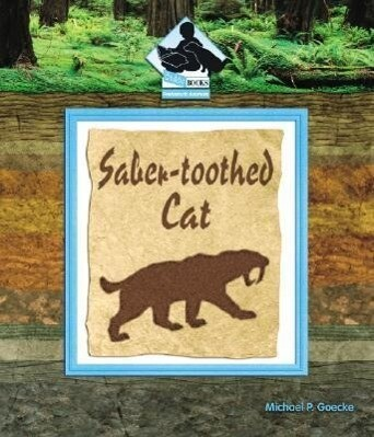 Saber-Toothed Cat als Buch