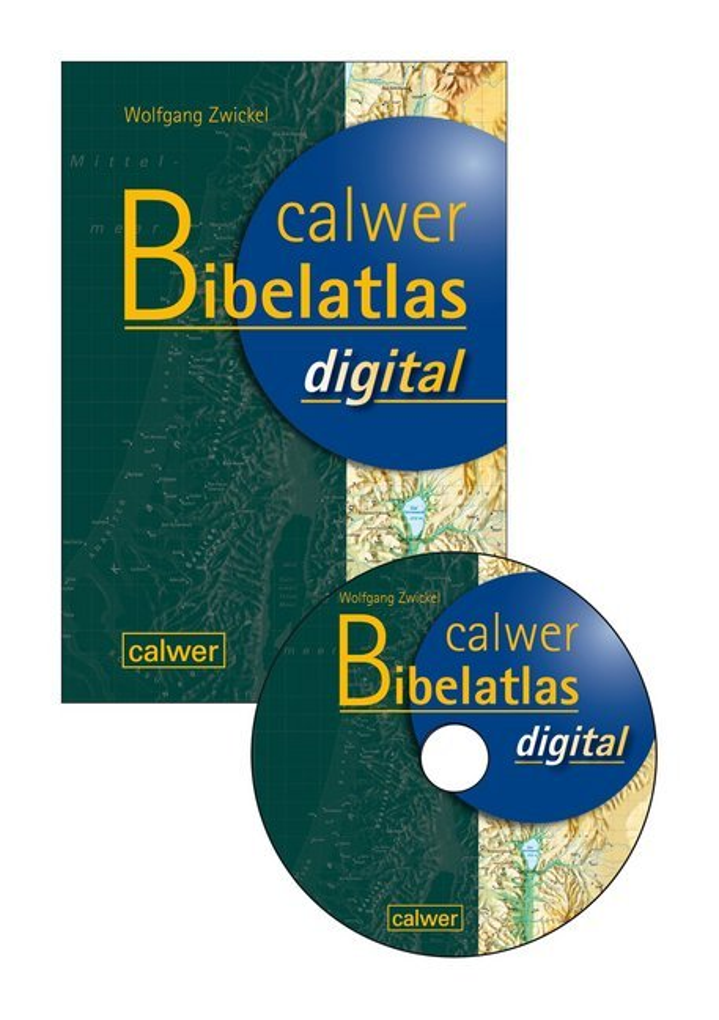 Calwer Bibelatlas digital