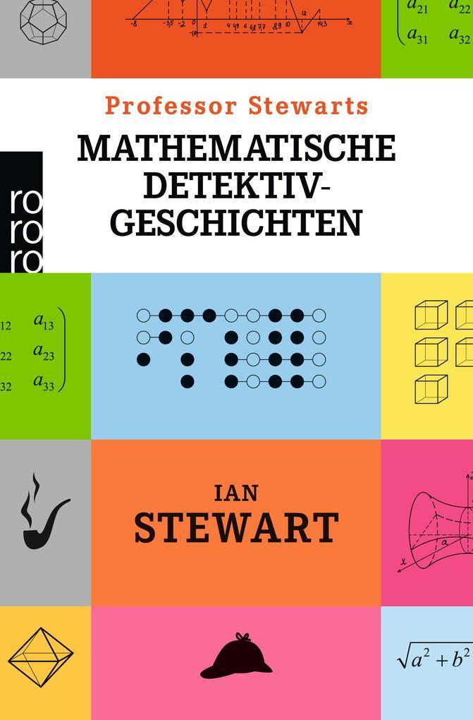 Professor Stewarts mathematische Detektivgeschichten als Taschenbuch