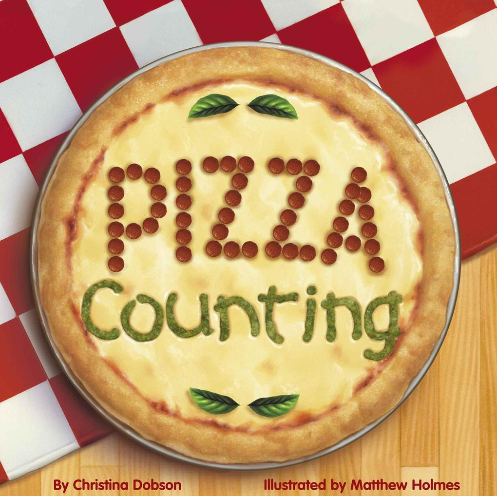 The Pizza Counting Book als Taschenbuch