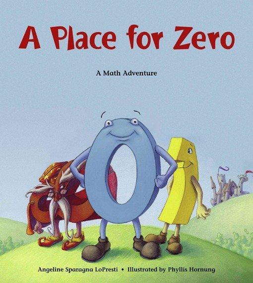 A Place for Zero: A Math Adventure als Taschenbuch