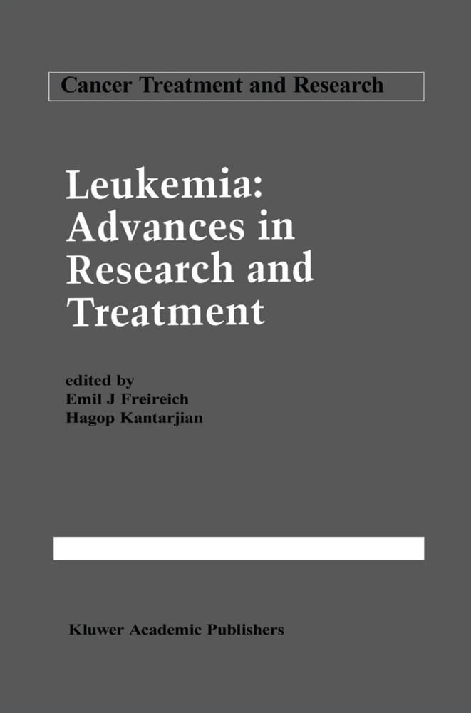 Leukemia: Advances in Research and Treatment als Buch (gebunden)