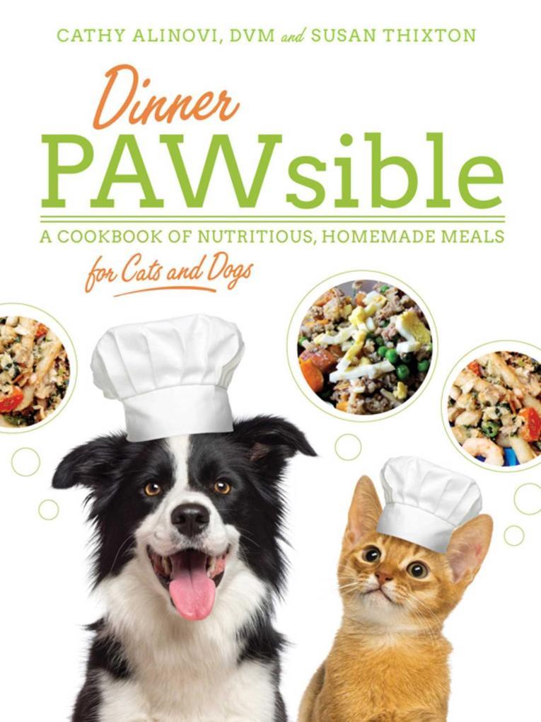 Dinner PAWsible als eBook Download von Cathy Al...