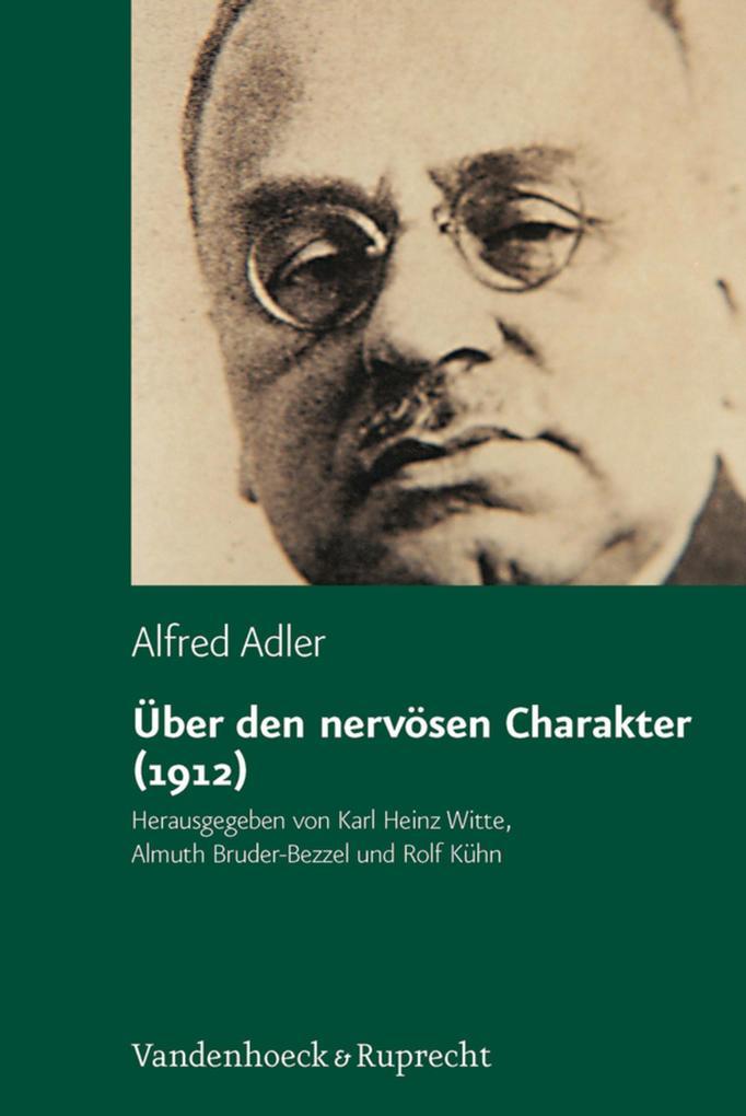 Über den nervösen Charakter (1912) als eBook Do...