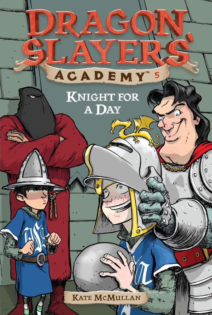 Knight for a Day #5 als Taschenbuch