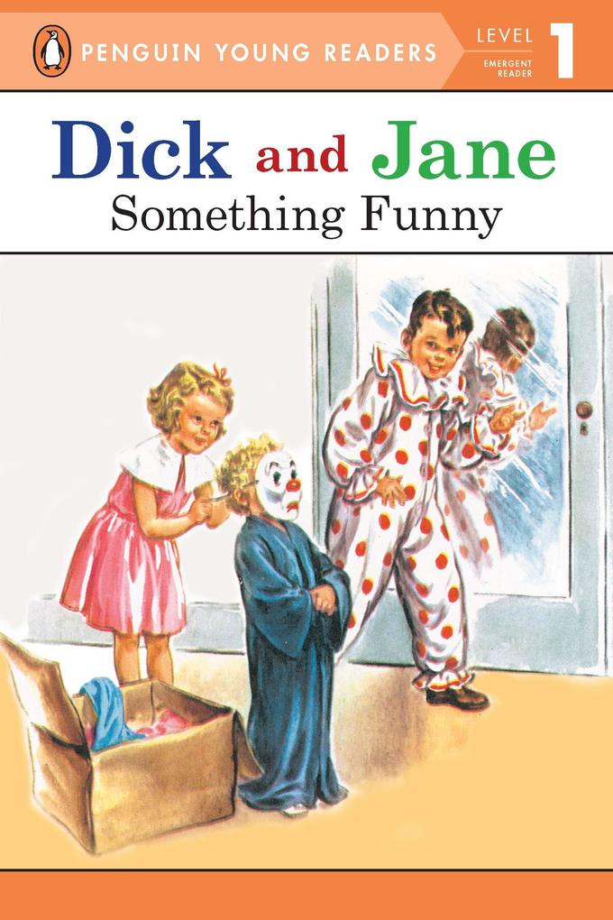 Something Funny als Taschenbuch