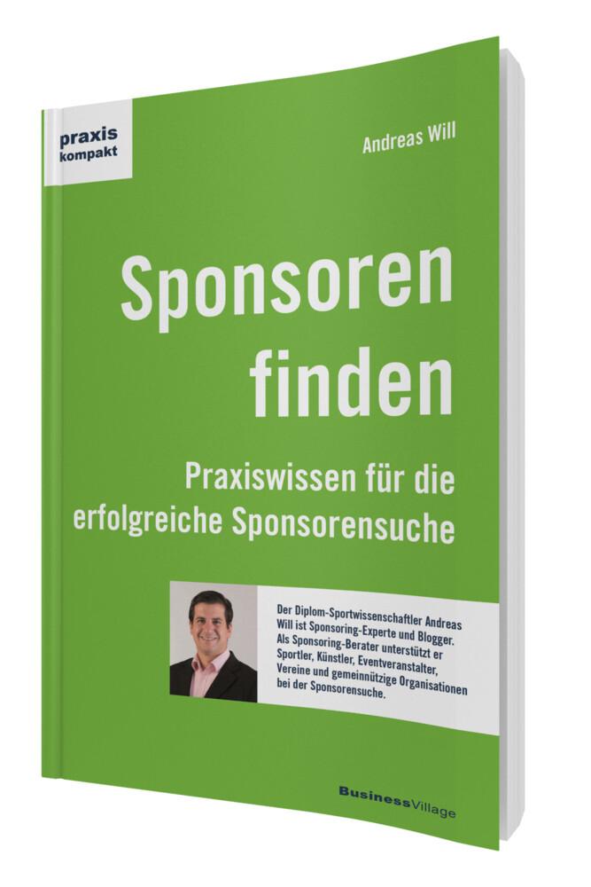 Sponsoren finden als Buch von Andreas Will