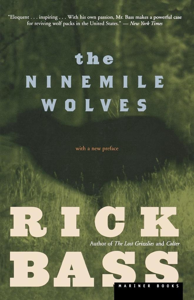 The Ninemile Wolves als Taschenbuch