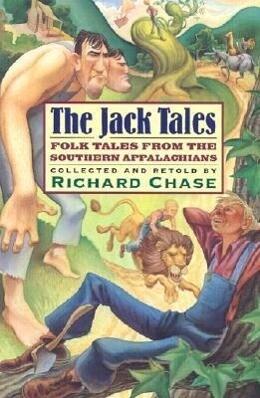 The Jack Tales als Taschenbuch