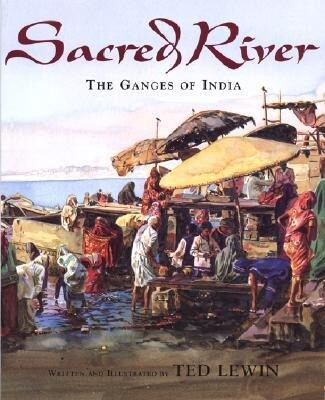Sacred River: The Ganges of India als Taschenbuch