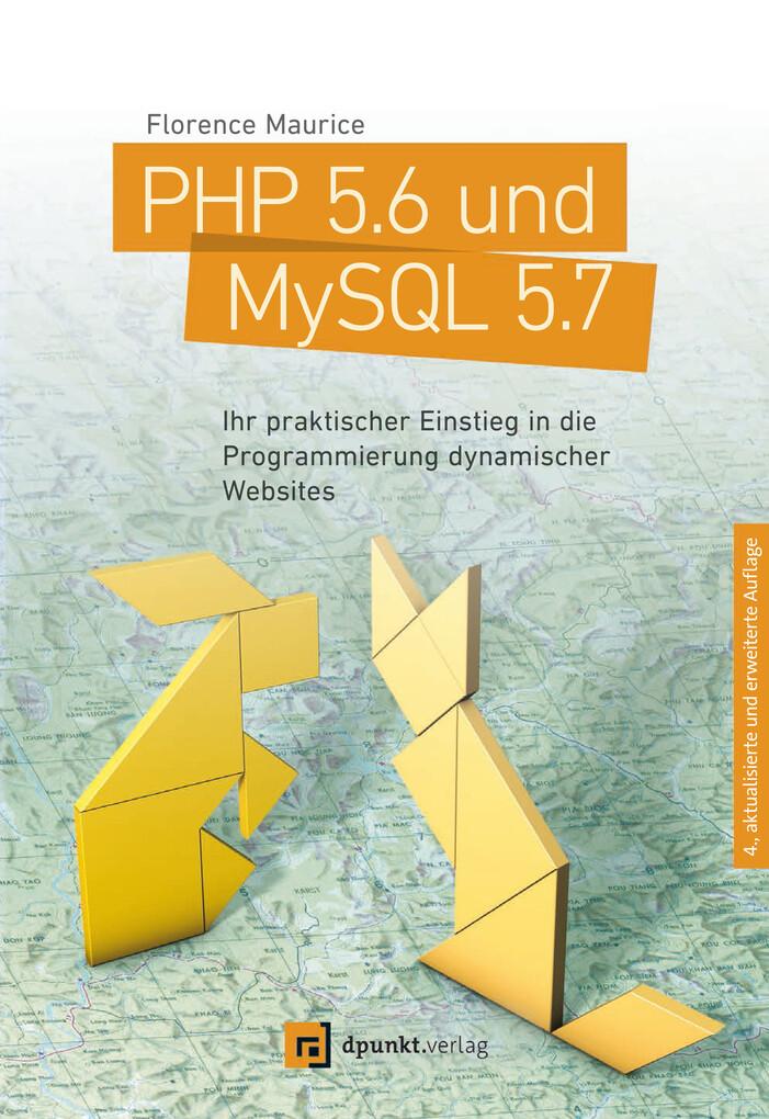 PHP 5.6 und MySQL 5.7 als eBook Download von Fl...