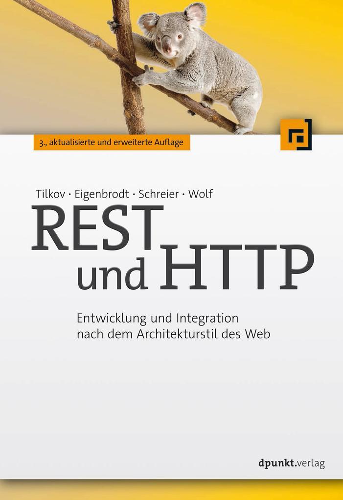 REST und HTTP als eBook