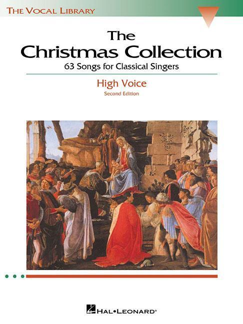 The Christmas Collection: The Vocal Library High Voice als Taschenbuch