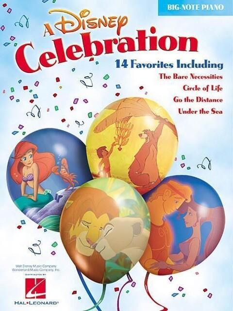 A Disney Celebration als Taschenbuch