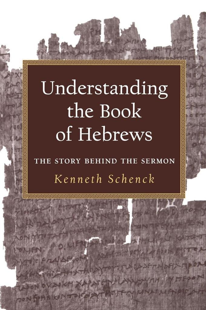 Understanding the Book of Hebrews als Taschenbuch