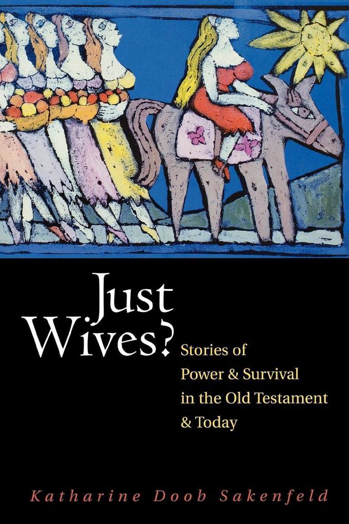 Just Wives? als Taschenbuch