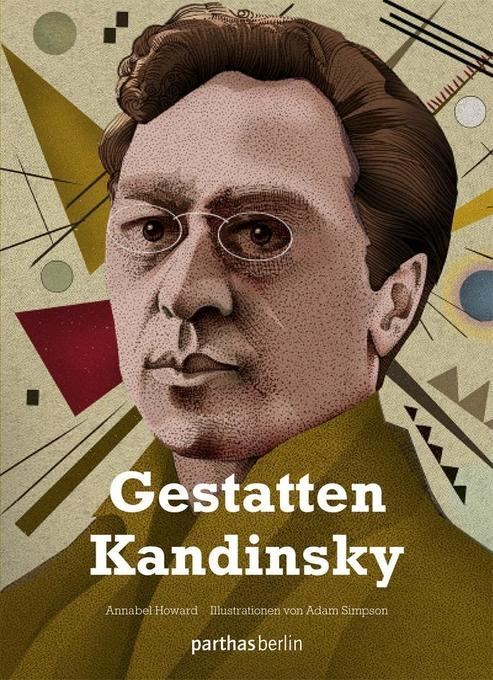 Gestatten Kandinsky als Buch (gebunden)